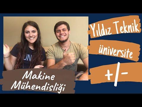Öğrenci Gözünden | MAKİNE MÜHENDİSLİĞİ-Yıldız Teknik Üniversitesi (Tercih dönemi,Okula Dair)