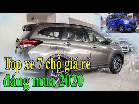 Top xe 7 chỗ giá rẻ đáng mua 2020