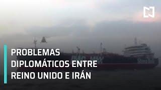 Se agrava la tensión diplomática entre Reino Unido e Irán - Sábados de Foro