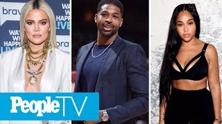 Khloé Kardashian 'Furious' After Tristan Thompson Allegedly Cheated With Jordyn Woods | PeopleTV