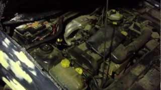Странный звук в двигателе(Непонятный металлический трескот при работе двигателя на холостых. При подгазовке частично пропадает...., 2012-10-10T21:10:21.000Z)