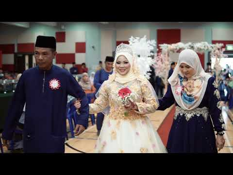 Janji Kita - Nashreaq & Jatul (Official Music Video) [JxNjikita Wedding]