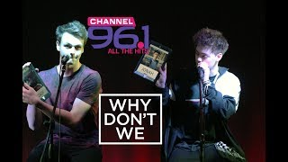 Why Don't We Call Each Other Out with The New HITS 96.1 MP3