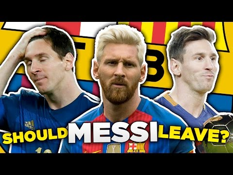 Does Lionel Messi Have To Leave Barcelona To Be The Greatest Ever?! | FFO