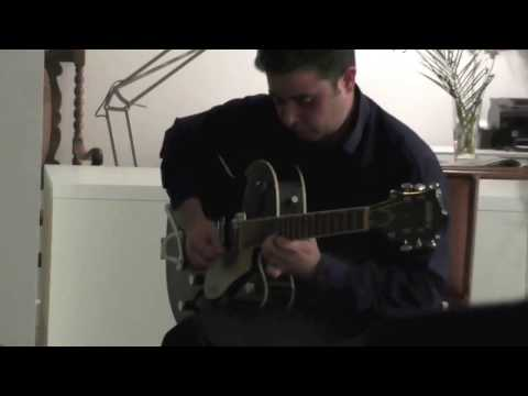 Filthy McNasty (by Horace Silver) - Corlett & Johnson Guitar Duo