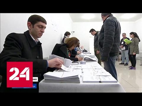 На выборах в Армении победила правящая партия