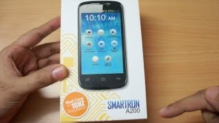 Celkon A200 budget dual-core android phone Unboxing