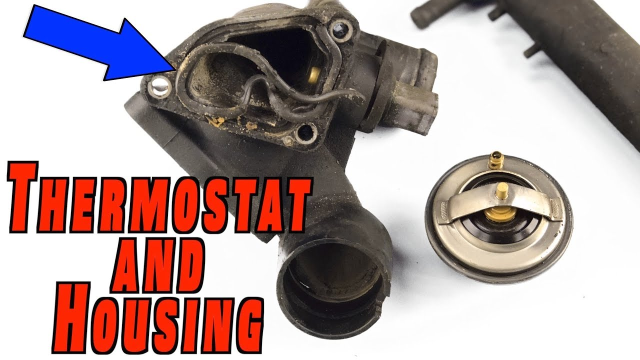 hight resolution of thermostat replacement and cooling system upgrades