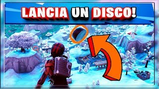 SLIDE a DISC FROM ICE for MORE THAN 150 METRES | FORTNITE 6 WEEK SEASON 7 CHALLENGES