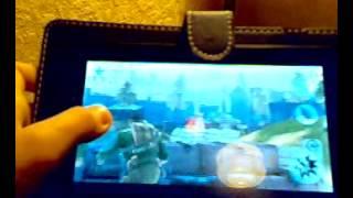 обзор планшет goclever orion 70(обзор нового планшета goclever orion 70 выкуплено в rozetka.ua даже игры подерживают даже broters of arms 3., 2014-12-28T20:52:33.000Z)