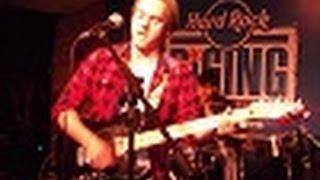LA ULTIMA THULE [En el Hard Rock Rising 2013 del Hard Rock Cafe Caracas Venezuela] HD