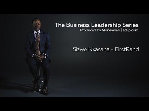 Moneyweb Business Leadership Episode 2 - Sizwe Nxasana Interview