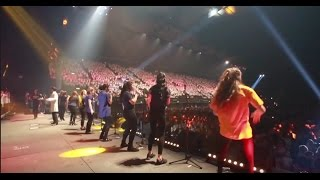 Jessie J's 'Flashlight',  performed by the Voice in a Million choir screenshot 5
