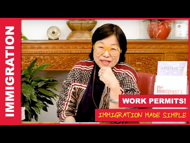 Working in US Without a Work Permit? | Award-Winning Immigration Lawyers | Margaret W. Wong