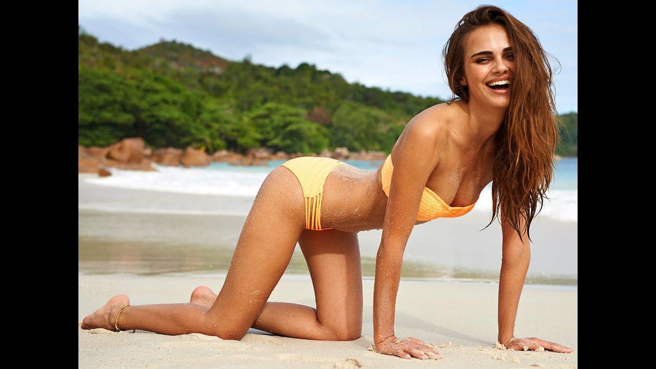 Micro bikini dare