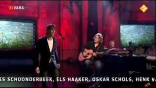 Christiaan Hof - Alleen Is Maar Alleen (Live bij Paul de Leeuw)