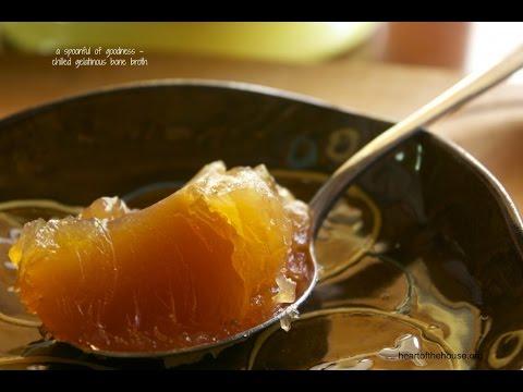 How to make Bone Broth - Anti inflammatory, Immune Booster, Ancient Superfood