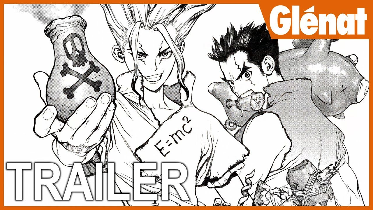 Dr Stone Trailer
