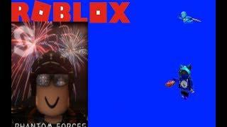 [Roblox Phantom Forces] My dogs barking :T!!