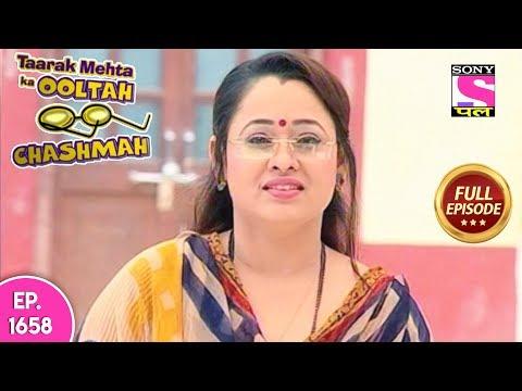 Taarak Mehta Ka Ooltah Chashmah - Full Episode 1658 - 11th January, 2019