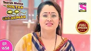 Taarak Mehta Ka Ooltah Chashmah - Full Episode 1658 - 11th January, 2019