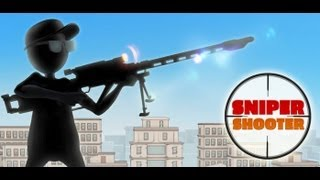 Sniper Shooter Free - Fun Game Android App Review - CrazyMikesapps
