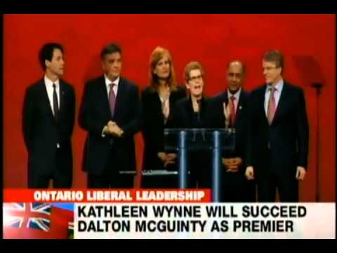Then and Now, is Ontario Ready for it`s First Female Premier