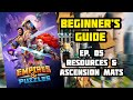 Beginner's Guide to E&P Ep. 05 - Resources & Ascension Materials