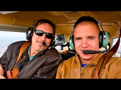 Cessna 172 *Full Flight* 140nm Cross-Country l Murfreesboro to Evansville l Live ATC