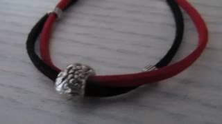 видео Купить шнур замшевый