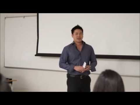Dr. Lin's UCI Speech #1-How to Become a Physical Therapist