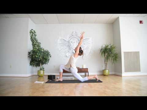 Solar Sadhana: Morning Yoga Flow