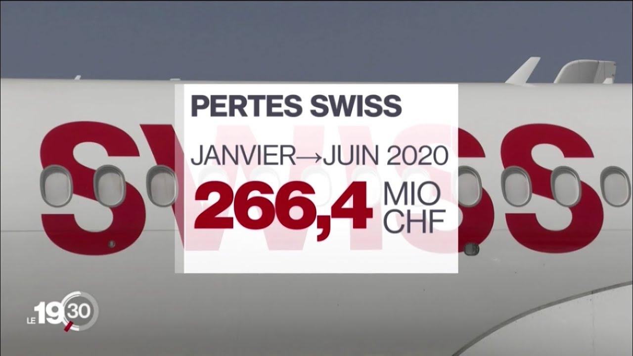 Swiss perd 55% de son chiffre d'affaire mais  pourrait se rétablir plus vite que la moyenne