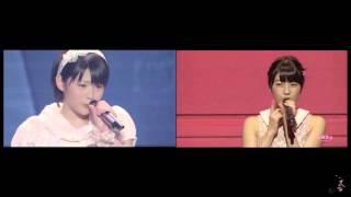 大好きなピンク担当の二人~ (スマイレージ/アンジュルム) 左:前田憂佳...