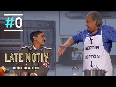 Late Motiv: Bertín Osborne entrevista a Hitler #Latemotiv74 | #0