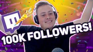 RUNNING DEEP WITH 100,000 FOLLOWERS!!! | PokerStaples Stream Highlights
