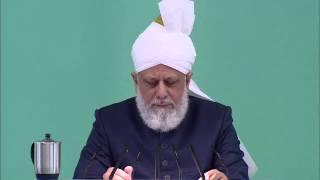 Cuma Hutbesi 21-06-2013 - Islam Ahmadiyya