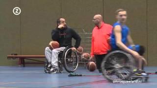 Rolstoelbasketballer Aalders ziet definitief af van Paralympics