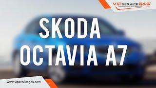 Skoda Octavia A7 1.6 2017-ГБО Landi Renzo-Установка ГБО 4 поколения ВИПсервисГАЗ Харьков