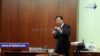بالفيديو والصور.. المركز الثقافي الكوري يقيم حفل إفطار للصحفيين