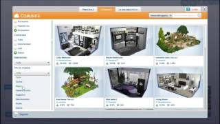 The Sims 4 Tutorial #3 Come scaricare case
