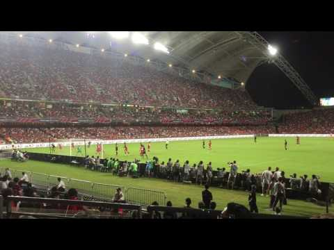 [1st half] Premier League Asia trophy 2017 (Final) Liverpool vs Leicester City @Hong Kong Stadium