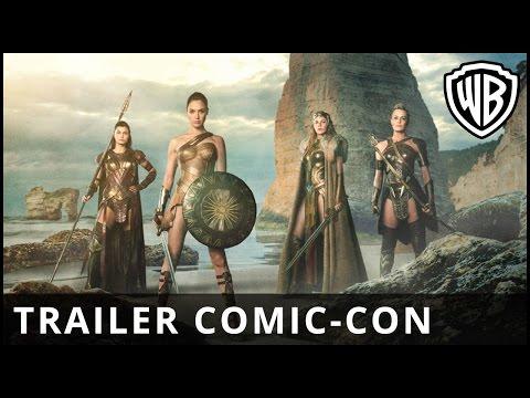 MUJER MARAVILLA - Trailer Comic Con -  Warner Bros Pictures
