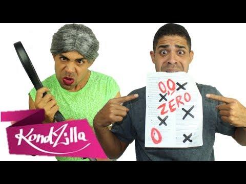 MC L Da Vinte e MC Gury - Parado no Bailão PARÓDIA