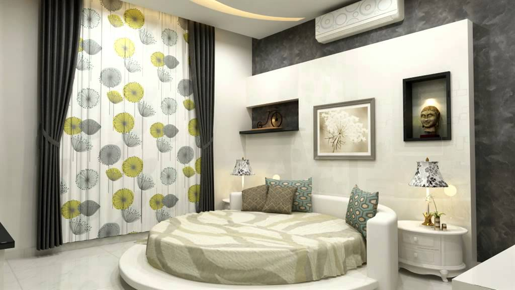 Top 10 interior designers in hyderabad happy homes for Apartment interior designs india