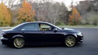 Mazdaspeed 6 Launch