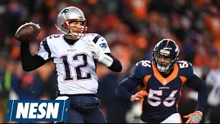 AFC Playoff Picture: All Pats Need To Lock Up Is Home Field