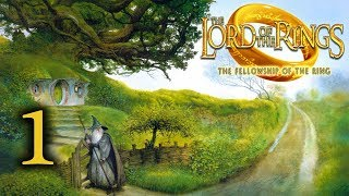 Lord of The Rings: The Fellowship of the Ring [PS2] Walkthrough - Part 1 (No Commentary)