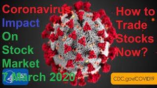Coronavirus Impact on Stock Market I  Djellala Live 15 March 2020
