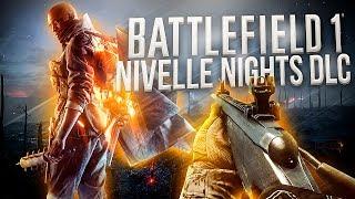 """A SNIPER EN EL NUEVO DLC """"NIVELLE NIGHTS"""" DE BATTLEFIELD 1"""